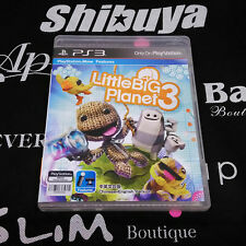 PS3 Game Little Big Planet 3 USED