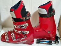 Nordica Beast Red Ski Boots Sz: 290-295 (US 12) & Electric Boot/Feet/Shoe Dryer