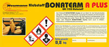Kontaktkleber Universalkleber BONATERM A PLUS Kleber Leder Polsterkleber 0,8kg
