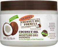 Palmer's Coconut Oil Formula Moisture Gro Shining Hairdress 8.8 oz (Pack of 3)