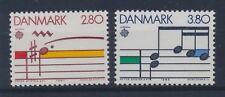Dänemark 835/36 postfrisch / Cept (5920) .......................................