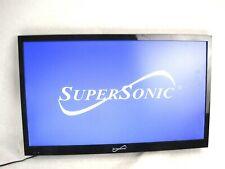"""SuperSonic SC-2211 21.5"""" Black Widescreen HD Digital LED TV 1080p HDMI USB"""