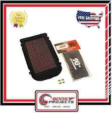 K&N Motorcycle Powerlid Airbox Cover 87-06 YAMAHA YFZ350 BANSHEE * YA-3502-T *