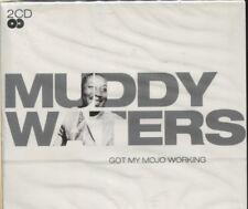 MUDDY WATERS - GOT MY MOJO WORKING on 2 CD's