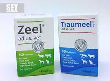Zeel vet. + TRAUMEEL T Tabletten vet.   2 x 100st   PZN4133318+5901506
