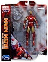 Marvel Select Bleeding Edge Iron Man Exclusive Action Figure