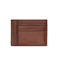 The Bridge Capalbio Porta 12 carte di credito tessere cuoio marrone 01280801 14
