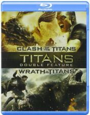Clash of the Titans + Wrath of the Titans [New Blu-ray] Hong Kong - Import, NT