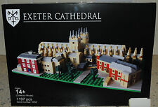 Rare Limited Edition LEGO Exeter Cathedral Version 2 Kit