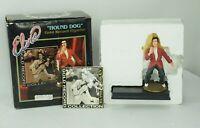 Elvis Presley Hound Dog Gold Record Figurine by Enesco #353213
