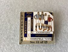 1924/25 West Bromwich Albion Top Four Finishers Badge.
