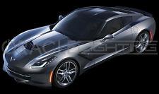 ORACLE Lighting 2392-019 Concept LED Clear Sidemarker For Corvette C7 14-17