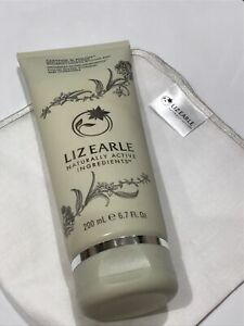 Liz Earle Bourbon Vanilla & Clove Bud Cleanse & Polish Hot Cloth Cleanser 200ml