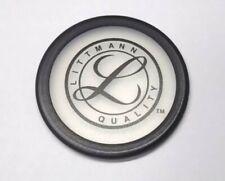 3M Littman Stethoscope Classic III Integrated Rim & Diaphragm 33474 Black 45mm