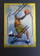 1996-97 Topps Finest Kobe Bryant Gold with Peel Lakers Rookie Card