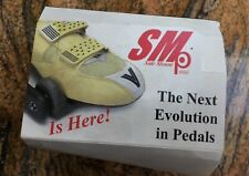 Smp Side Mount Pedals, bicycle, new in box