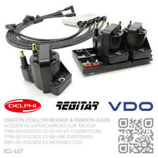 IGNITION COILS/DFI MODULE/LEADS V6 SUPERCHARGED L67 HOLDEN VS-VT-VX-VY COMMODORE