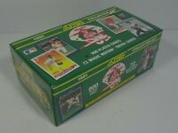 1991 Score Collector Set Factory Sealed Box of 972 MLB Baseball Trading Cards