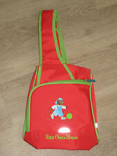 occasion sac rouge PETIT OURS BRUN 28X 24 cm