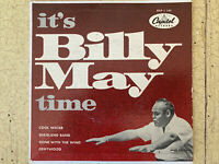 "It's Billy May Time - Billy May And His Orchestra - Vinyl, 7"" - 45 RPM - EP"