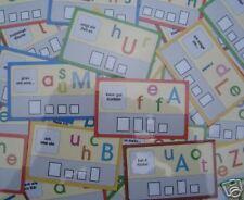 Rätsel-Kasten-Purzelwörter, Montessori Grundschule, neu