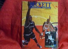 NBA Beckett Magazine Orlando Magic Shaquille O'neal March 1993