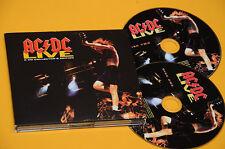 2CD (NO LP ) AC DC LIVE COLLECTOR'S EDITION ORIG CON LIBRETTO COME NUOVO EX