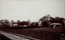 Manfield near Darlington. Houses & Field.