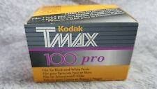 NEW Kodak Tmax 100 Pro TMX 135-24 24exp Professional Black & White Film Expired