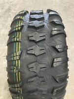 New ATV Tire 26 10.00 12 Pro Terrain 4 ply 26x10.00-12 Tubeless replaces 11.00