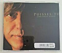 JEAN-LOUIS AUBERT : PUISSES-TU - CD MAXI PROMO RTL