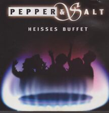 Pepper & Salt Heisses Buffett (Frank Schlichter, Jeschi Paul) 2001 Way Out CD