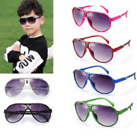 Fashion ANTI-UV Sunglasses Child Kids Boys Girls Shades Baby Goggles Glasses New