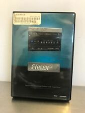 Digidesign Eleven LE plug-in Pro Tools Avid Virtual Guitar Amp RTAS Audiosuite