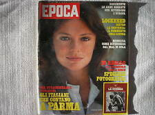 PERIOD 1979 JACQUELINE BISSET CHI COUNTS IN PARMA LOCKHEED SPECIAL PHOTOS OF WAR