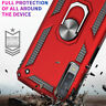 For Samsung Galaxy A6 A8 J4 J6 Plus A7 2018 A50 Military Armor Stand Case Cover