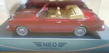 Neo Scale 44150 Bentley Continental Conv ROT 1984 1/43
