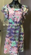 Leona Edmiston Dress 10 Floral Wedding event as new