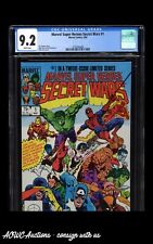 Marvel Comics - Marvel Super Heroes Secret Wars #1 - CGC 9.2 NM-
