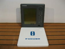 "Furuno FMD-811 Remote Radar Display FMD811 8"" RDP-114 Monochrome TESTED GOOD"