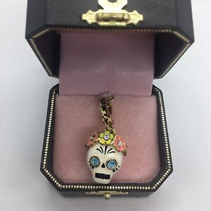Juicy Couture Sugar Skull Charm