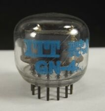 END VIEW NIXIE TUBE Display ITT GN-4A GN4A incandescent 13 pin numerical