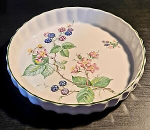 Mayell Ceramic Ovenware Pie/Flan Dish Excellent Condition Microwave & Oven Safe