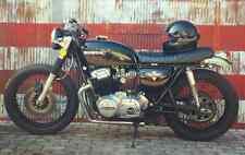 1972-1976 Honda CB750 K2-K6 low profile cafe racer seat SKU: L5029