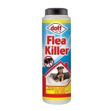 500ml Doff Flea Killer Powder - Bug Insects Ear Wigs Beetles Fleas Home Garden