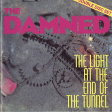 """CD x 2 Damned """"The Light At The End Of The Tunnel"""" MCA MCLDD 19007 - DOUBLE DISC"""