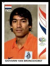 Panini World Cup Germany 2006 - Nederland Giovanni Van Bronckhorst No. 234