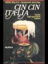 CIN CIN ITALIA  BOLFO - BOZZINI MURSIA 1983