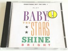 EVERYTHING BUT THE GIRL BABY THE STARS SHINE BRIGHT CD ALBUM 1986 OTTIMO!!