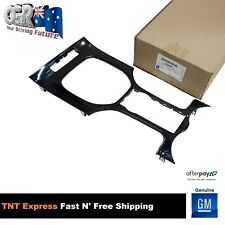 Shifter Surround Console Trim VE II Commodore V8 6 Speed Manual SS GM 92244825